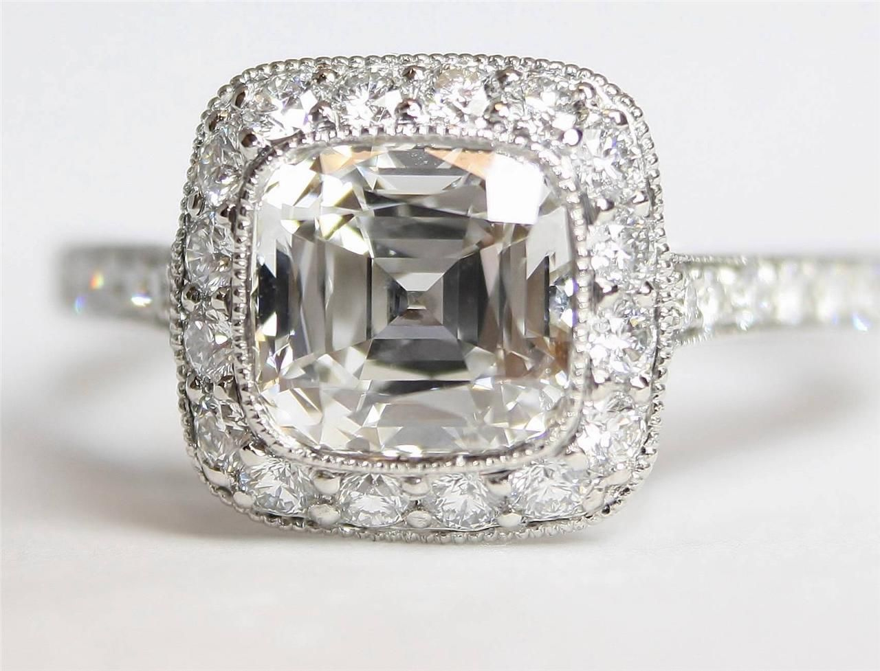Sell a Tiffany Diamond Ring - Denver. CO