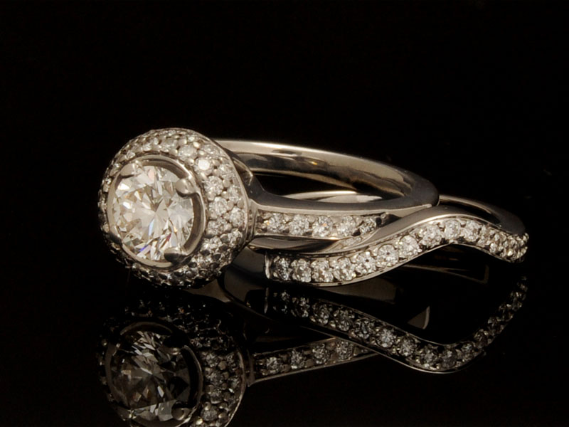 Sell My Platinum Wedding Set