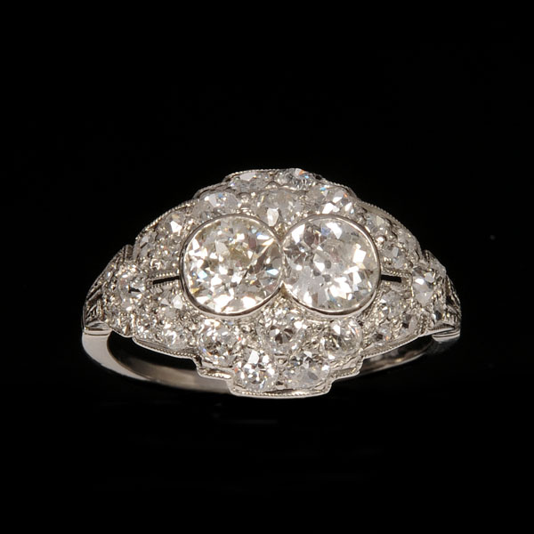 Sell Old European Cut Diamond_Ring