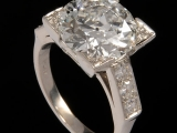 Sell a 5.19 Carat Diamond_Ring