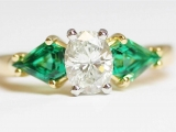 Oscar Heyman Diamond Ring
