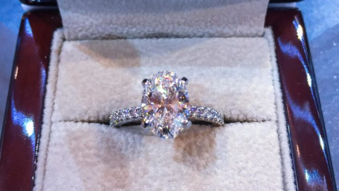 Sell Your Diamond Jewelry From Home in Denver, CO